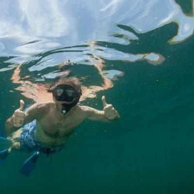 Snorkeling and Catamaran Ride