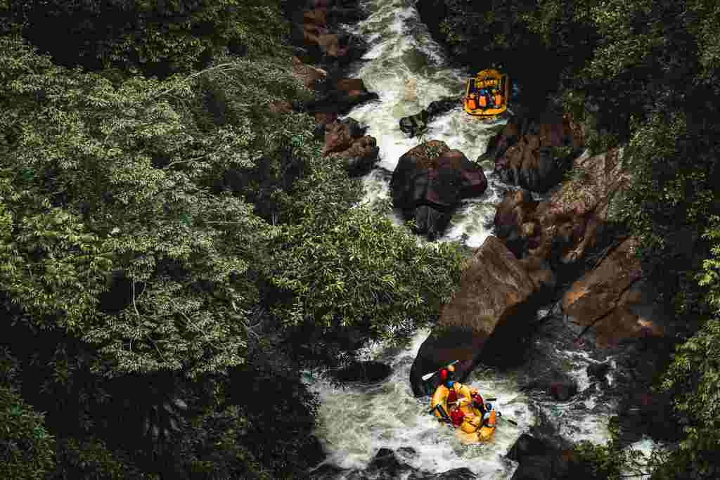 rafting tour Costa Rica